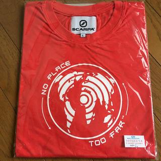 スカルパ(SCARPA)のスカルパ Tシャツ(Tシャツ/カットソー(半袖/袖なし))
