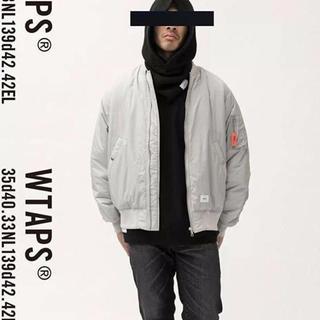 ダブルタップス(W)taps)のダブルタップス I am jacket (ミリタリージャケット)