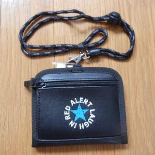 CONVERSE - CONVERSE コンバース ボーイズ 二つ折り財布 黒×青