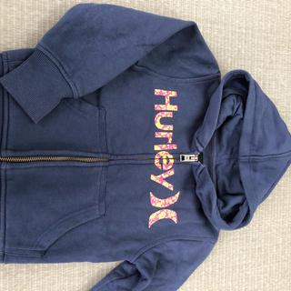 ハーレー(Hurley)の【kayo330様専用】Hurley X キッズパーカー(ジャケット/上着)