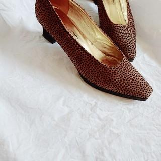 エディットフォールル(EDIT.FOR LULU)の【ami様 専用】vintage shoes(ハイヒール/パンプス)