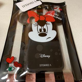 アイフォリア(IPHORIA)のディズニー アイフォリア iPhoneケース iPhoneX ミニー(iPhoneケース)