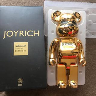MEDICOM TOY - ベアブリック   joyrich 400%