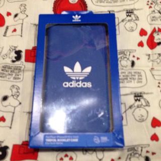 アディダス(adidas)の最終値下げ!iPhoneXR アディダス 手帳型ケース(iPhoneケース)