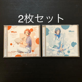 バンダイ(BANDAI)のwonderful octave 和泉三月 四葉環 2枚セット(アニメ)