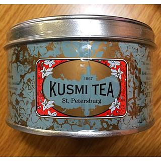 クスミティー サンクトペテルブルク125g缶(茶)