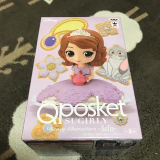 Qposket 最新作!ソフィア レアカラー(SF/ファンタジー/ホラー)