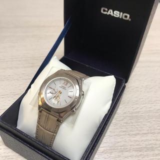 a730dfbb6f カシオ 革 腕時計(レディース)の通販 56点 | CASIOのレディースを買う ...
