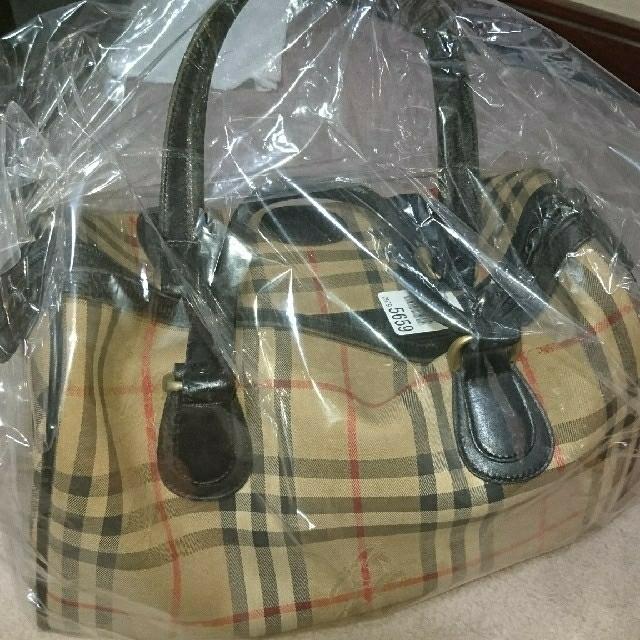 BURBERRY(バーバリー)のバーバリー ボストンバッグ レディースのバッグ(ボストンバッグ)の商品写真