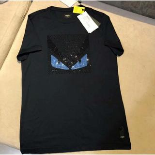 フェンディ(FENDI)のFENDI Tシャツ サイズ44(Tシャツ/カットソー(半袖/袖なし))