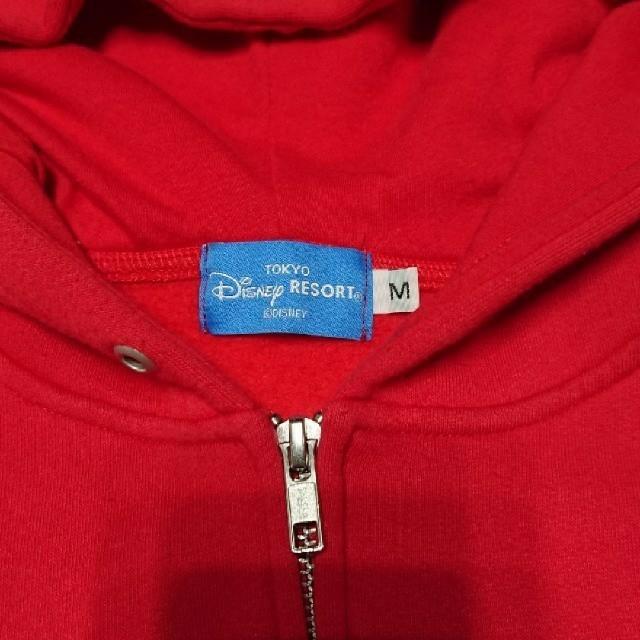 Disney(ディズニー)のディズニーリゾート☆ミッキー パーカー レディースのトップス(パーカー)の商品写真