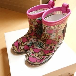 アースマジック(EARTHMAGIC)の9✴️新品♥️長靴15,16✴️完売(長靴/レインシューズ)