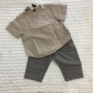 キャラメルベビー&チャイルド(Caramel baby&child )のセットアップ(Tシャツ)