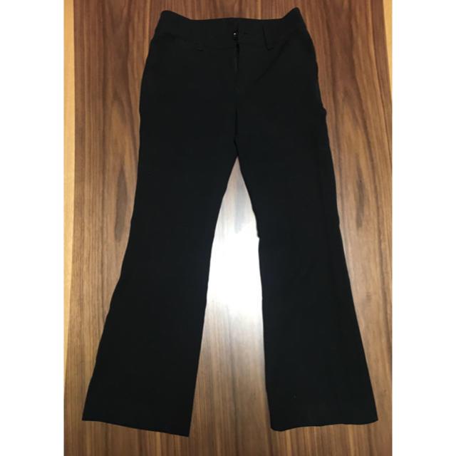 ベルメゾン(ベルメゾン)のレディース黒パンツ レディースのパンツ(カジュアルパンツ)の商品写真