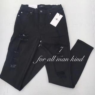 セブンフォーオールマンカインド(7 for all mankind)の【未使用♡】7 for all man kind Ankle Skinny(デニム/ジーンズ)