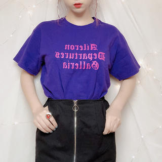 エーディージー(A.D.G)のストリート Tシャツ(Tシャツ/カットソー(半袖/袖なし))
