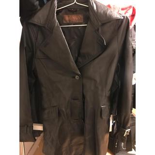 バルマン(BALMAIN)のBalmain leather jacket(レザージャケット)