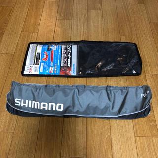 シマノ(SHIMANO)の値下げ!!シマノ自動膨張ライトエアジャケット(ウエストタイプ)美品(ウエア)