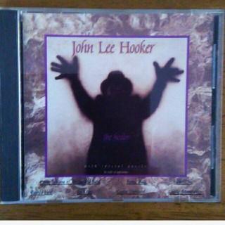 ブルースの名盤 ジョン・リー・フッカー『The Healer』(ブルース)