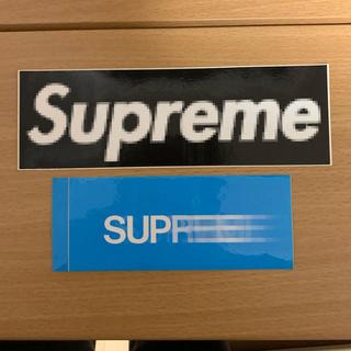 シュプリーム(Supreme)の supreme ステッカーセット(ステッカー(シール))