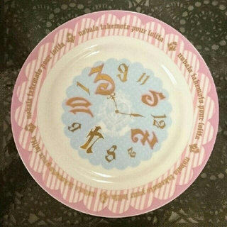 ベイビーザスターズシャインブライト(BABY,THE STARS SHINE BRIGHT)のNovala Takemoto 19cm皿(食器)