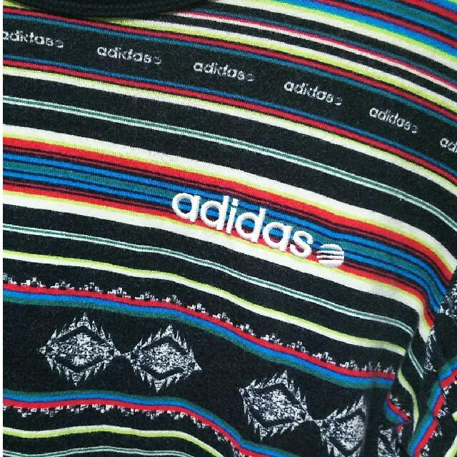 adidas(アディダス)のアディダス  カットソー メンズのトップス(Tシャツ/カットソー(七分/長袖))の商品写真