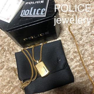 ポリス(POLICE)のPOLICEのネックレス(ネックレス)