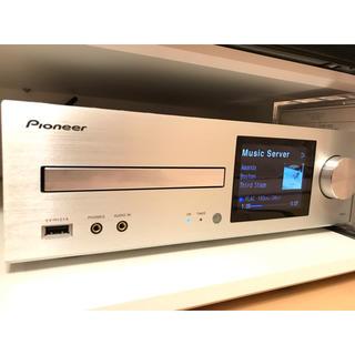 パイオニア(Pioneer)のネットワーク CD プレーヤー XC-HM82 ハイレゾ 美品(アンプ)