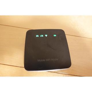 フジツウ(富士通)の期間限定値下げ SIMフリーLTE対応モバイルWiFiルーター FS010W(その他)