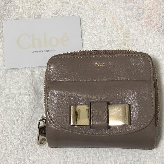 online store 9dc72 00af7 クロエ Chloe 財布 折り財布 二つ折り財布 リリー リリィ | フリマアプリ ラクマ