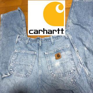 カーハート(carhartt)のCarhartt ワイドデニム(デニム/ジーンズ)