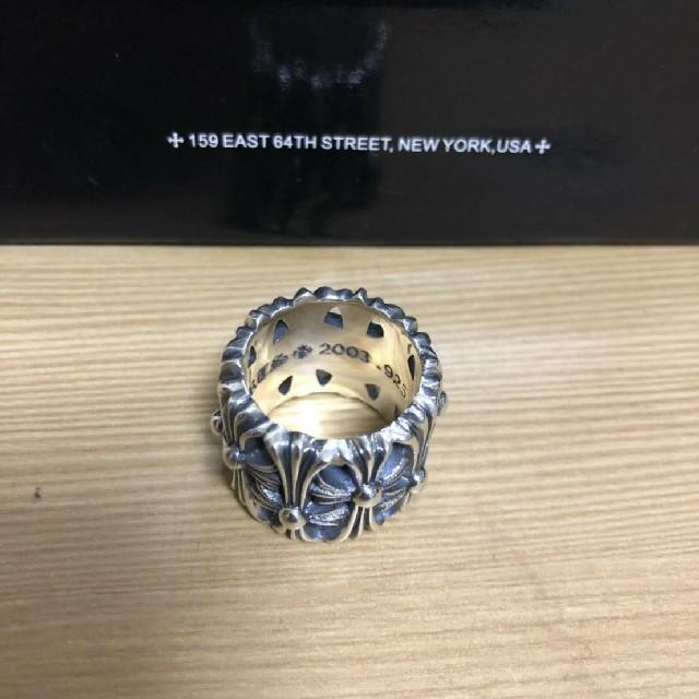 Chrome Hearts(クロムハーツ)のセメタリーリング メンズのアクセサリー(リング(指輪))の商品写真