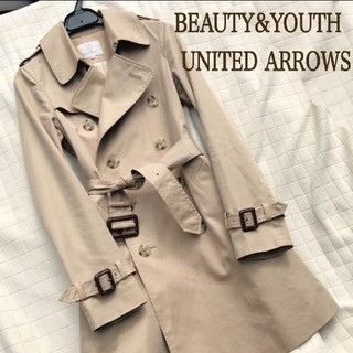 ビューティアンドユースユナイテッドアローズ(BEAUTY&YOUTH UNITED ARROWS)のBEAUTY&YOUTH UNITED ARROWSトレンチコート(トレンチコート)