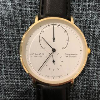 ユンハンス(JUNGHANS)のNOMOS ノモス グラスヒュッテ(腕時計(アナログ))
