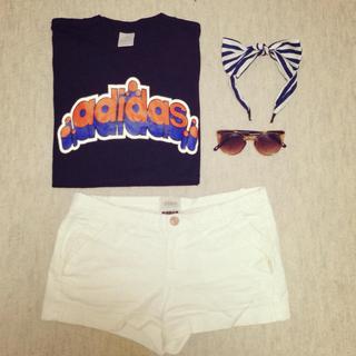 アディダス(adidas)のadidas★Tシャツ(Tシャツ(半袖/袖なし))