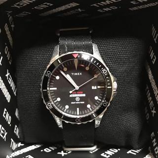 ネイバーフッド(NEIGHBORHOOD)のEND. TIMEX NEIGHBORHOOD 18004 海外限定 NBHD(腕時計(アナログ))