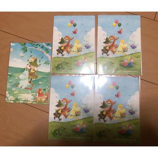 ムーミン  ポストカードセット(写真/ポストカード)