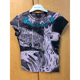 ジャストカヴァリ(Just Cavalli)の新品 JUST CAVAIIi トップス Sサイズ(Tシャツ(半袖/袖なし))