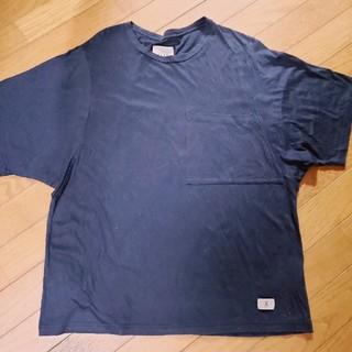 シセ(Sise)のSISE オーバーサイズ Tシャツ ポケット COMOLI Ohta sacai(Tシャツ/カットソー(半袖/袖なし))