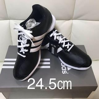 アディダス(adidas)のアディダス◇ゴルフシューズ新品24.5cm(シューズ)
