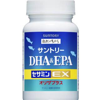 サントリー(サントリー)のサントリーセサミン DHA EPA(その他)