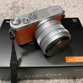 パナソニック(Panasonic)のキャノン LUMIX GM カメラ DMC-GM1K Panasonic レンズ(ミラーレス一眼)