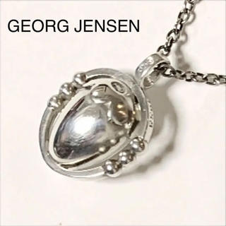 ジョージジェンセン(Georg Jensen)のジョージ ジェンセン 1988 イヤー ペンダント ネックレス(ネックレス)