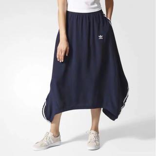 アディダス(adidas)のアディダス  ロングスカート 新品未使用 完売品(ロングスカート)
