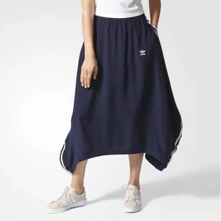アディダス(adidas)のアディダス  ロングスカート 完売品 説明をお読みください(ロングスカート)
