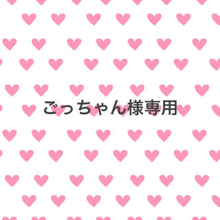 ごっちゃん様専用(その他)
