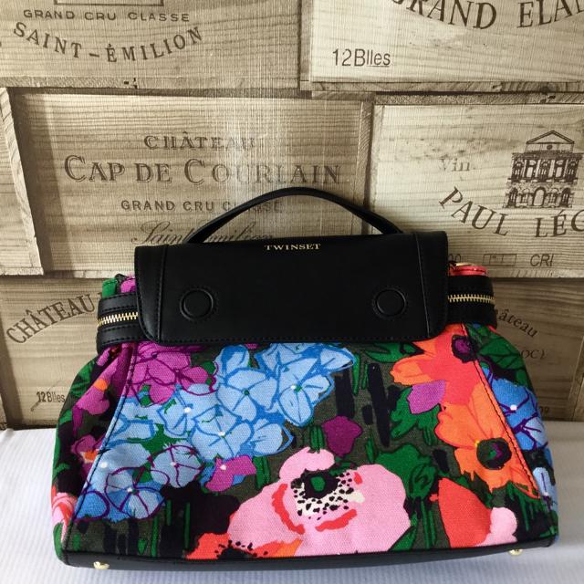 TWIN-SET(ツインセット)のTWINSET ショルダーバッグ 新品   レディースのバッグ(ショルダーバッグ)の商品写真