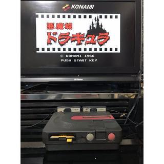 シャープ(SHARP)のツインファミコン(家庭用ゲーム機本体)