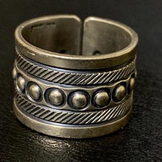ホーボー(hobo)の  ホーボー ネイティブシルバーリング silver925 【771】(リング(指輪))