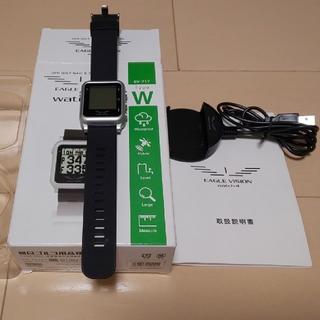 アサヒゴルフ(朝日ゴルフ)のEAGLE VISON watch4 距離測定器(その他)